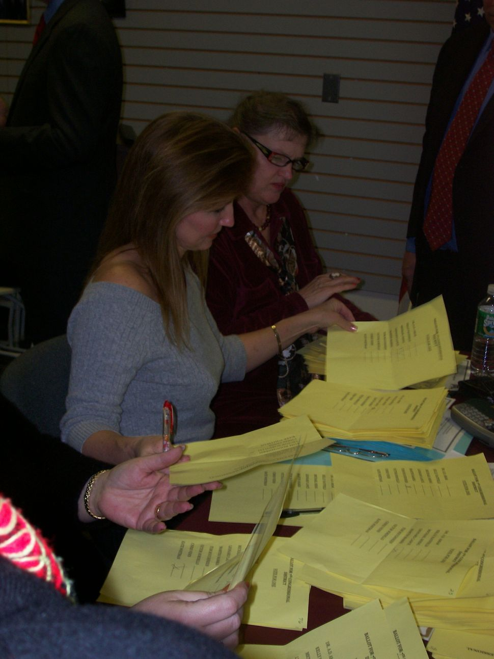 Lance wins in home county pre-primary contest