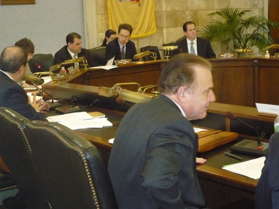Sources: Vouchers to clear committee 8-5