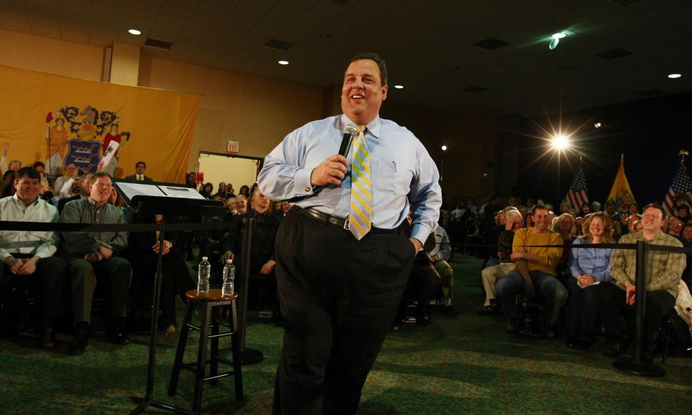 Christie to visit Iowa — twice — in January as part of 2015 victory lap
