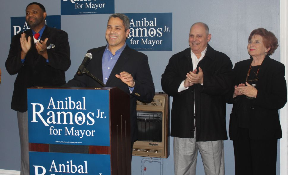 Ramos picks up third major union endorsement in Newark mayoral campaign