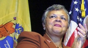 Christie goes after Watson Coleman again