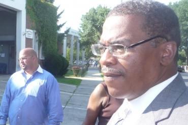 Challenged by School Board Prez Vauss, Mayor Smith vexed by Irvington schools performance