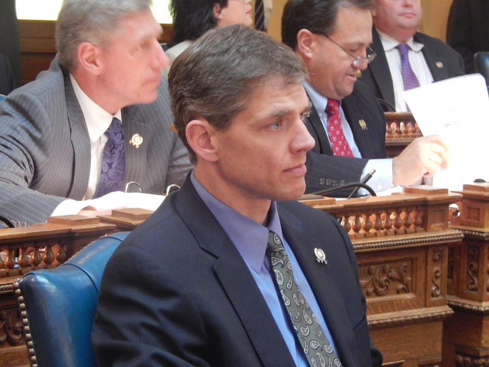 Seeking youthful vision for party, Christie recommends Webber for GOP chairmanship
