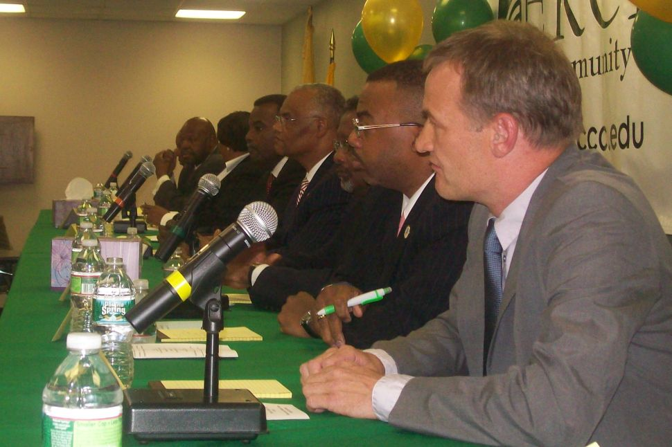 Segura and Weeden want Election Day state monitors