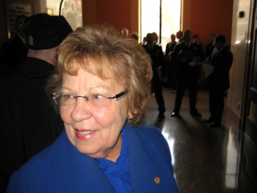 Weinberg says she was unable to sway opinion in caucus on NJN resolution