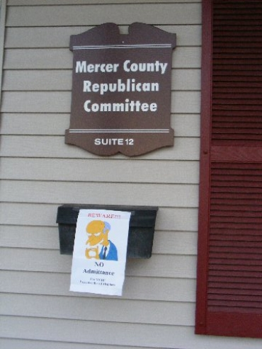 Strife continues to plague Mercer GOP
