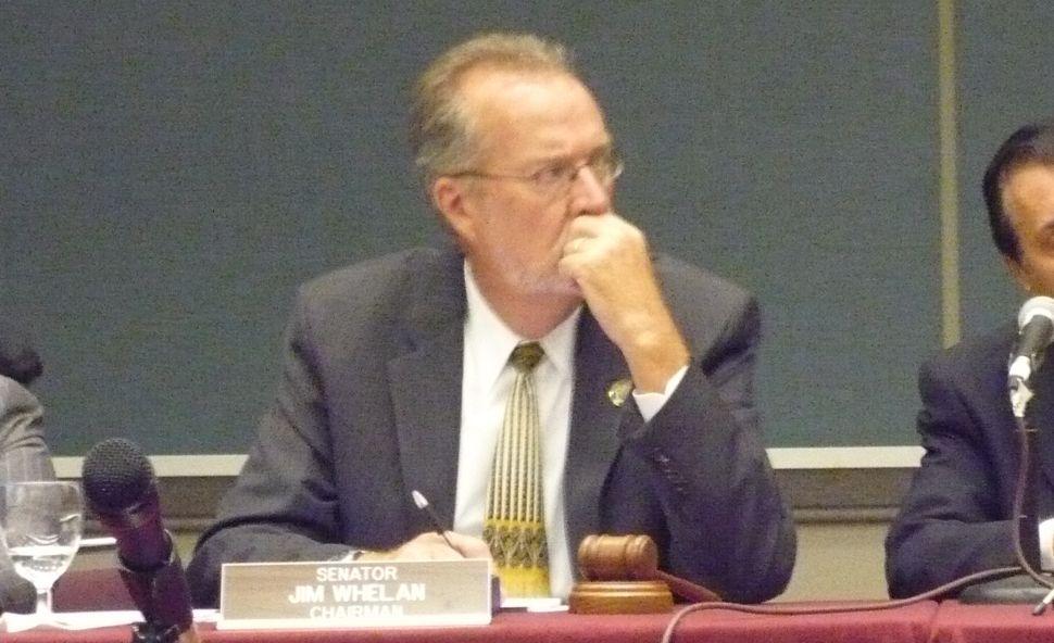 Whelan says pension deferral plan is dead