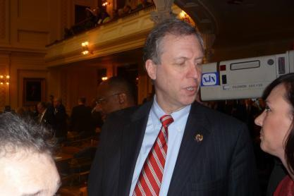 Wisniewski to make formal play for state party chair when Cryan makes departure official