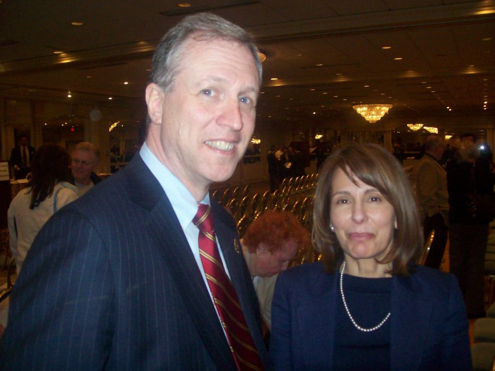 Wisniewski: Christie's 'unconscionable' budget starting to sink in on the ground level