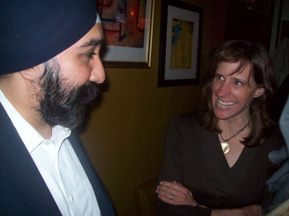 In pursuit of Stack's affections, Bhalla tweets outrage at Trenton Democrats