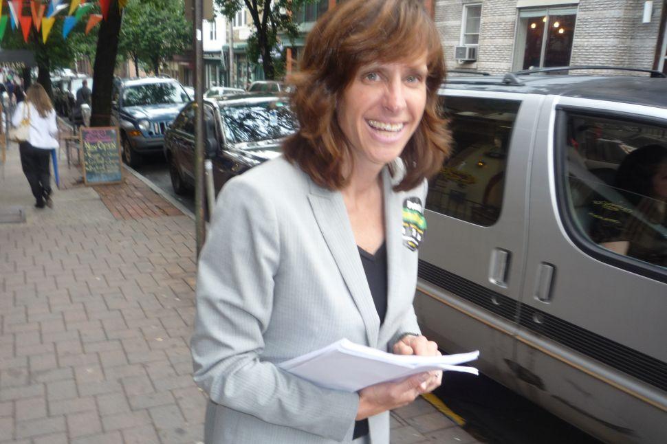 Zimmer concedes Hoboken election