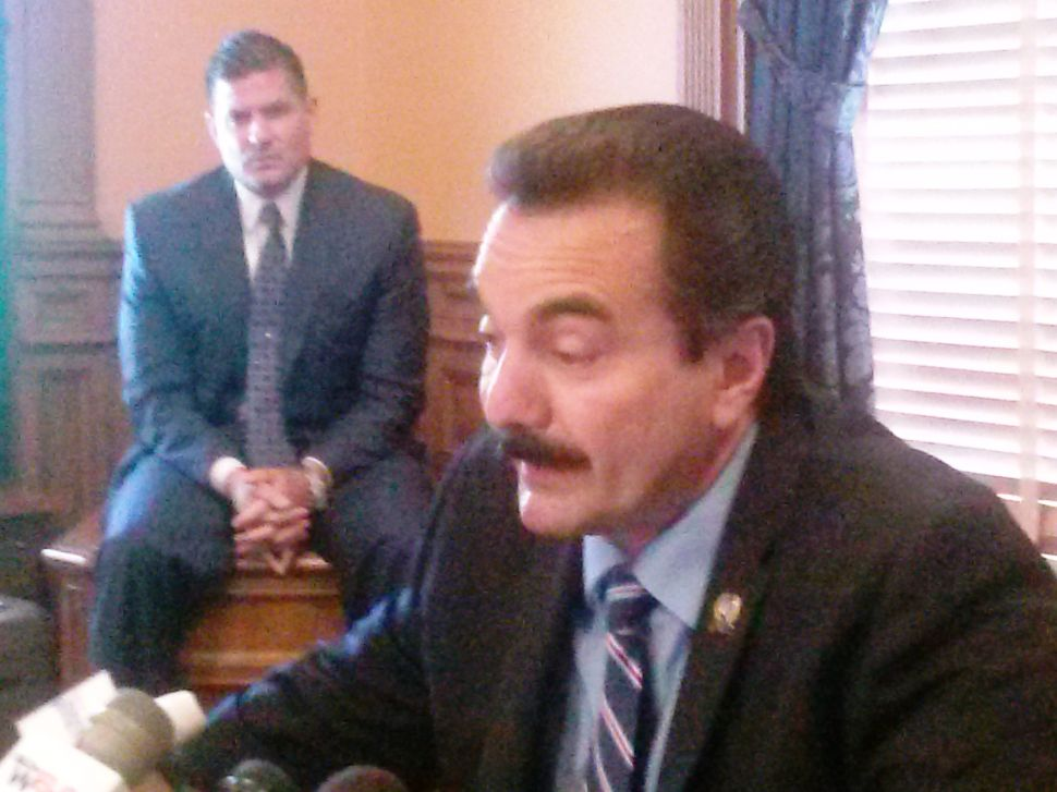 Budget Crisis: Prieto leans away from Sweeney on tax for those making over $500,000; prefers 'true millionaires' tax'
