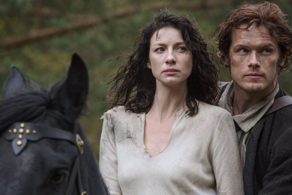 Miss Wright Likes to Watch: A Ladies Guide to 'Outlander'