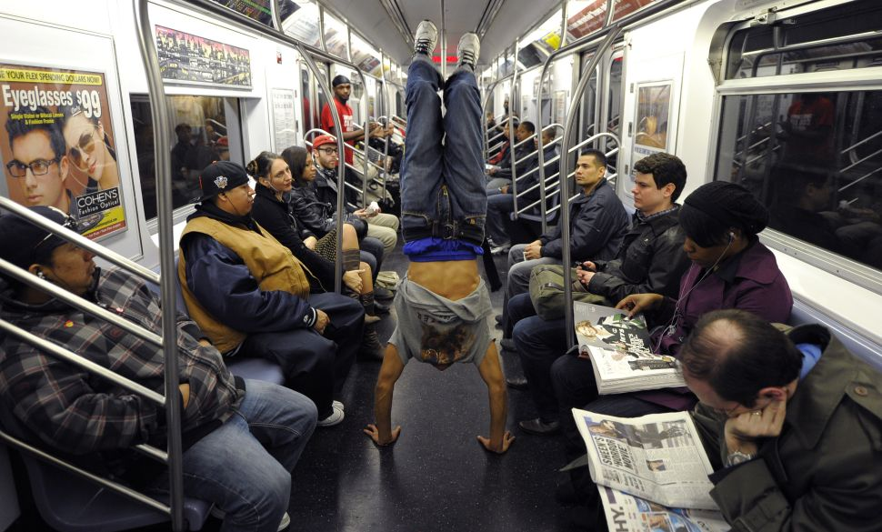 Subway Performers Stage Press Conference Over Wrongful Arrests