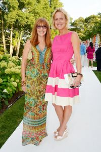 Nicole Miller and Jeanine Pepler
