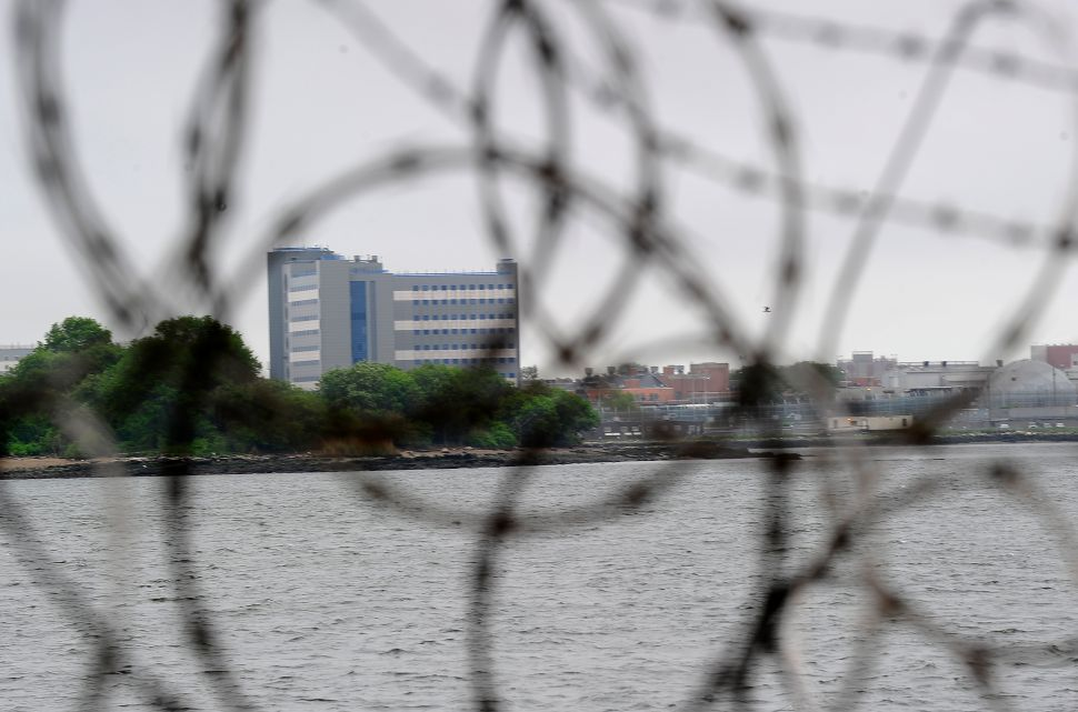 Cecily McMillan: Is the Real Obstacle for Change at Rikers Norman Seabrook?