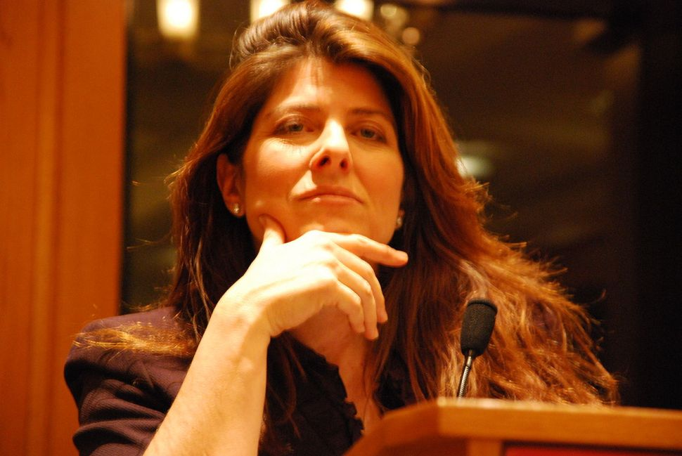 Wolf Attack! Naomi Wolf Responds to Shmuley, Believes that Jews Do Not Need a State