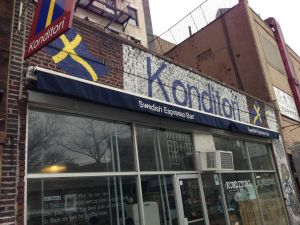 Konditori in Williamsburg.You know what you did, hipsters. You know. (Foursquare)