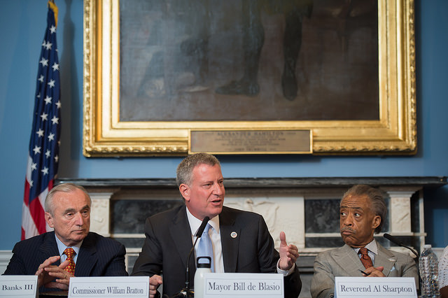 Police Union Head: Bill de Blasio Leaving Cops 'in Fear'