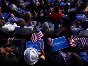 The 2008 Democratic convention.
