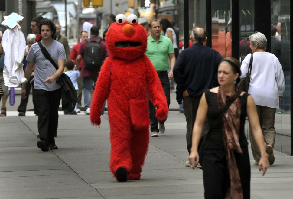 4 More Costumed Characters Arrested in Times Square