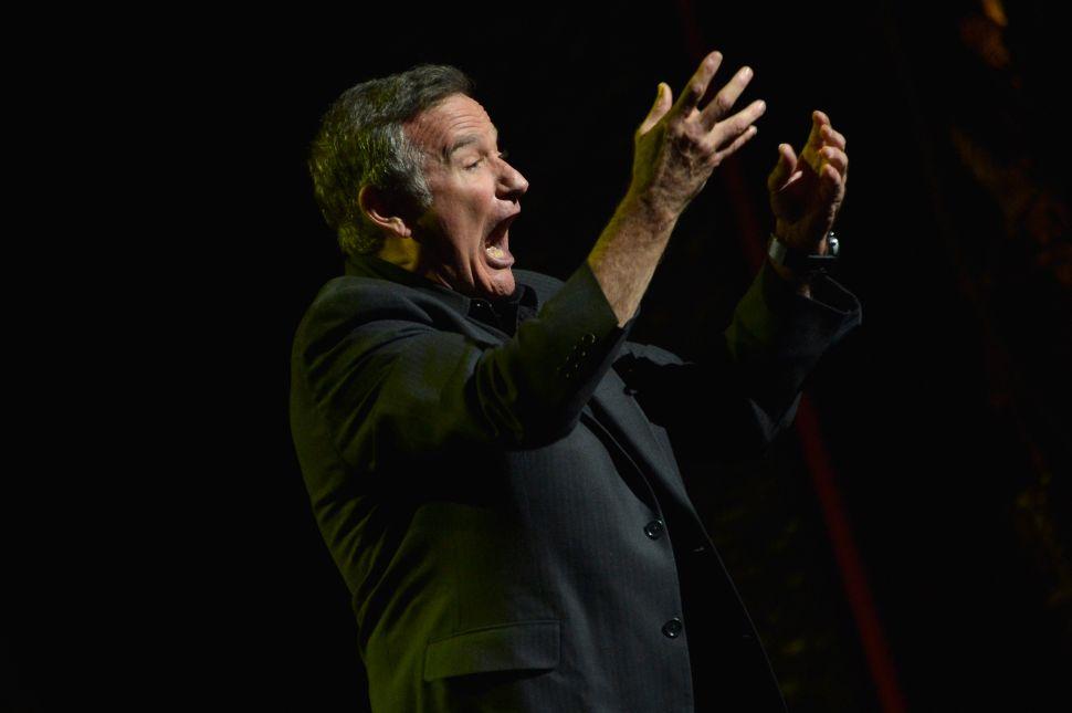 Audible CEO Don Katz Remembers Robin Williams
