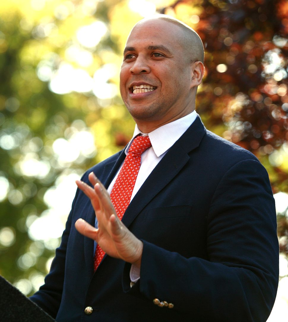 Monmouth Poll: Booker leads Bell 43-23%; 51% of NJ voters disapprove of Obama