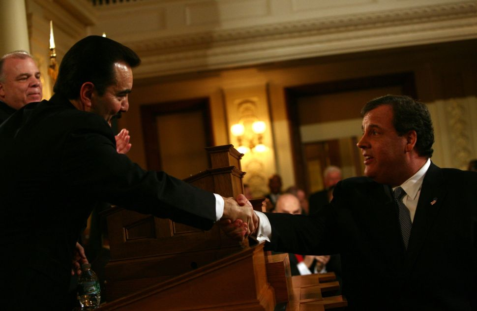 One Week After Budget Resolution, Christie and Prieto Still at Odds
