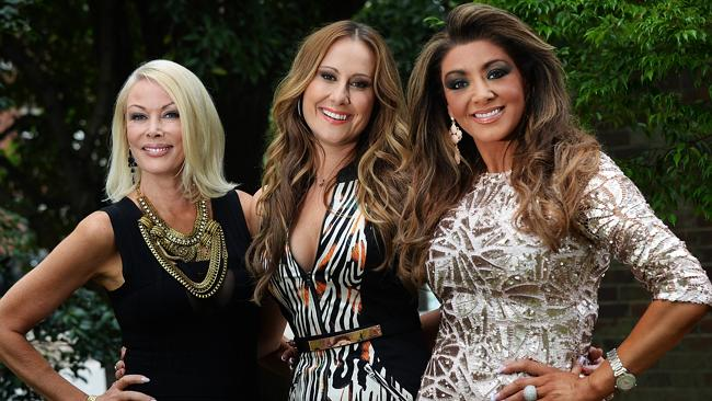 Recaps From the Gym: 'The Real Housewives of Melbourne'