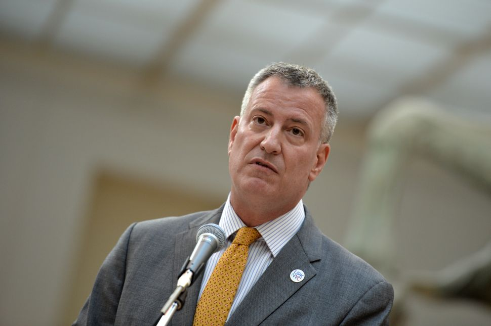 'It's Not News': de Blasio Administration Dismisses Stringer Pre-K Analysis