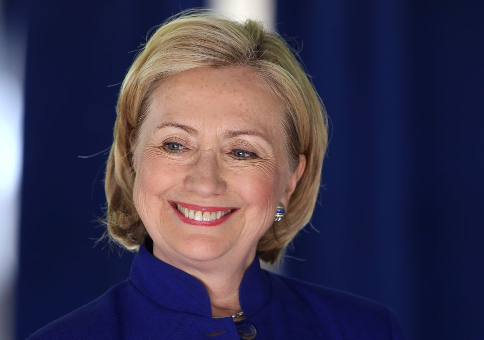 Hillary Clinton Signs Two-year Lease for Midtown Office