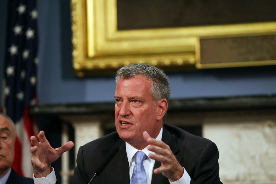 Bill de Blasio Appoints New Chair of Human Rights Commission
