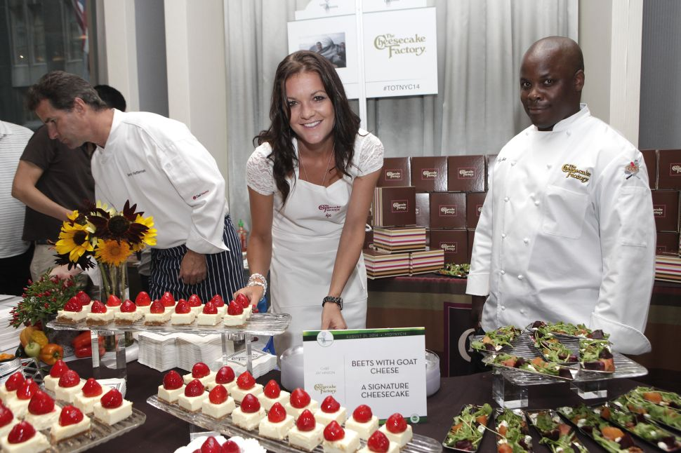 Taste of Tennis 2014: How Do NYC's Top Chefs Stay in Shape?