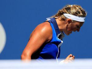 Victoria Azarenka (Photo by Alex Goodlett/Getty Images)