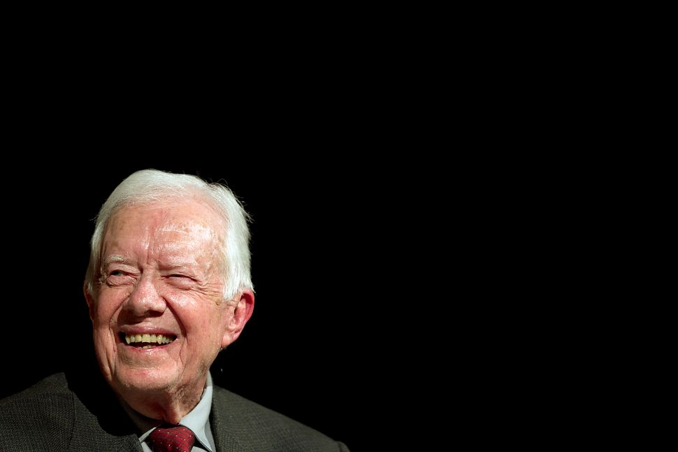 The Moral Disintegration of Jimmy Carter