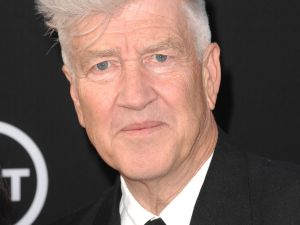 David Lynch (Courtesy Patrick McMullan)