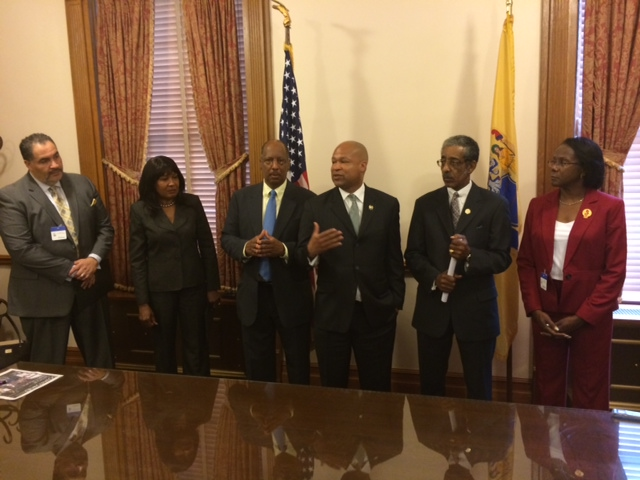 New Jersey African-American legislators, community organizations announce alliance to drive key issues home