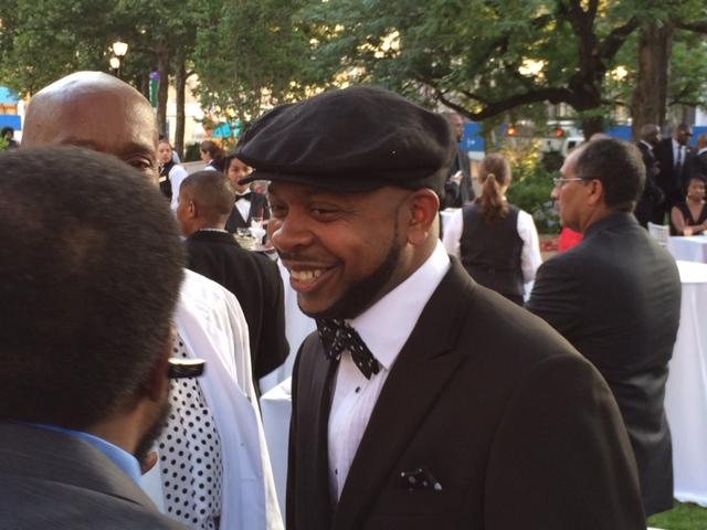 "Newark mayor's new chief of staff Amiri Baraka, Jr.: ""I've got my brother's back"""