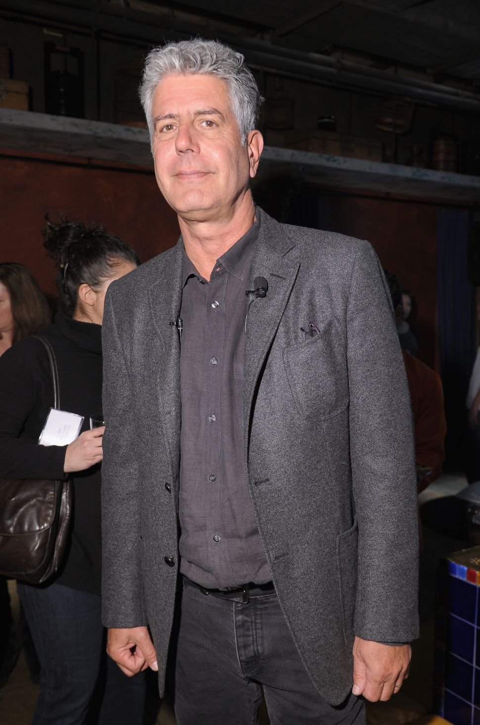 Afternoon Bulletin: Anthony Bourdain's Food Market Headed to Meatpacking