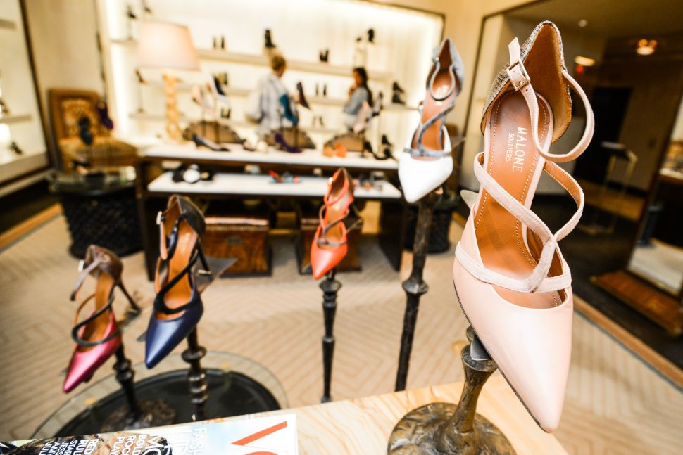 Shoes to Swoon Over at Bergdorf's