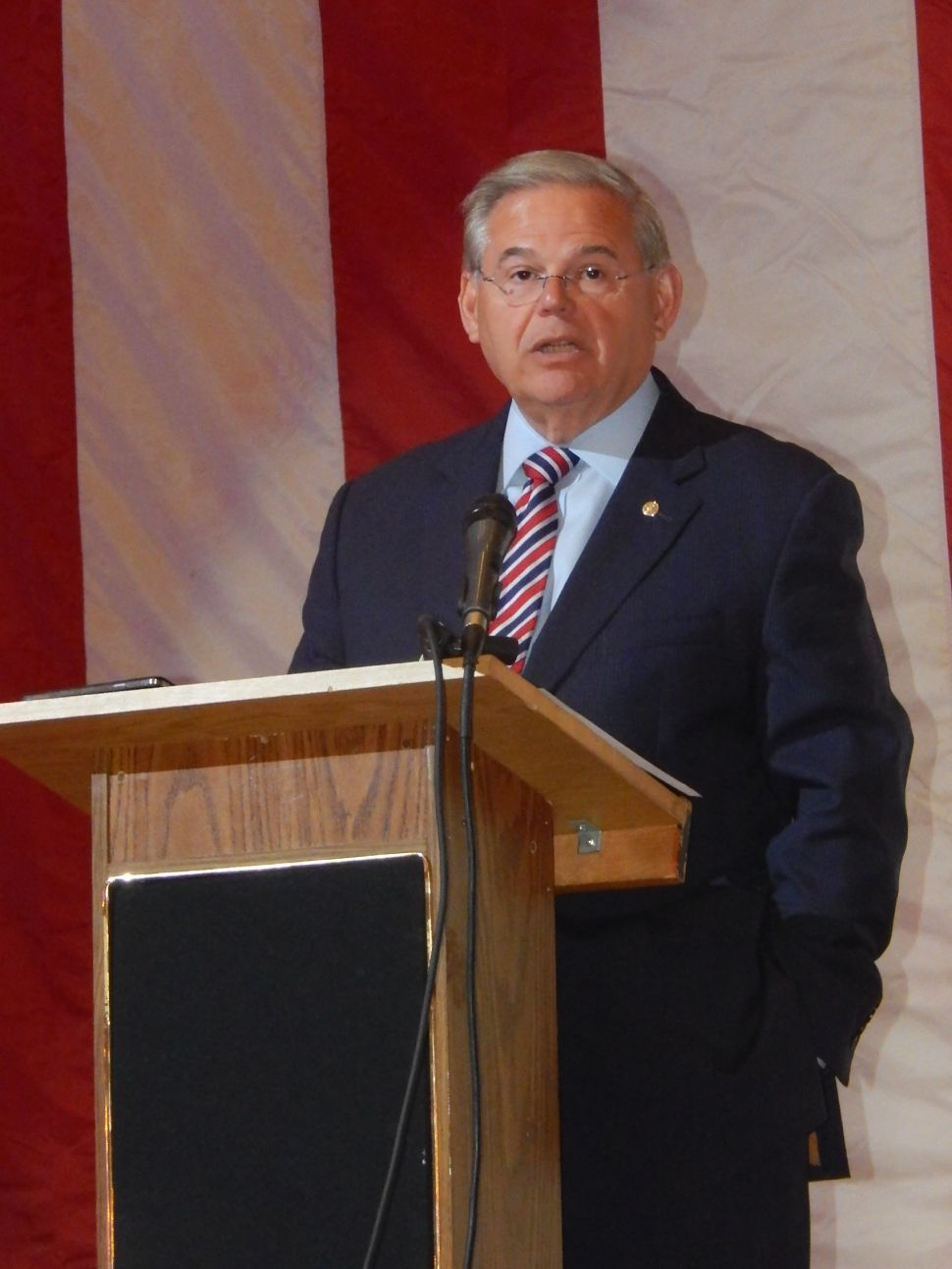 Report: Menendez wants Justice Department to examine possibility that Cuban government smeared him