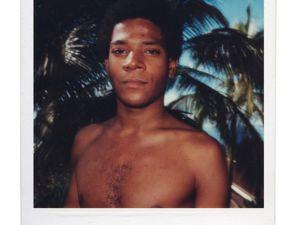 Basquiat. (Photo courtesy Paige Powell/WSJ)