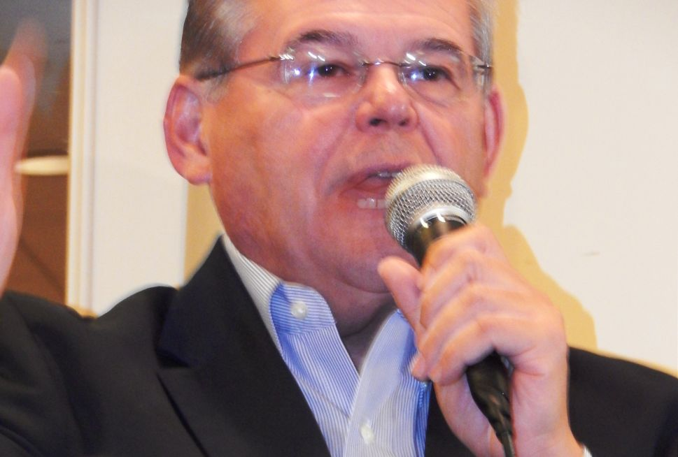 Iraq Crisis: Menendez opposes combat boots-on-the-ground, but sees national security threat in group 'stiff-armed by Al-Qaeda'