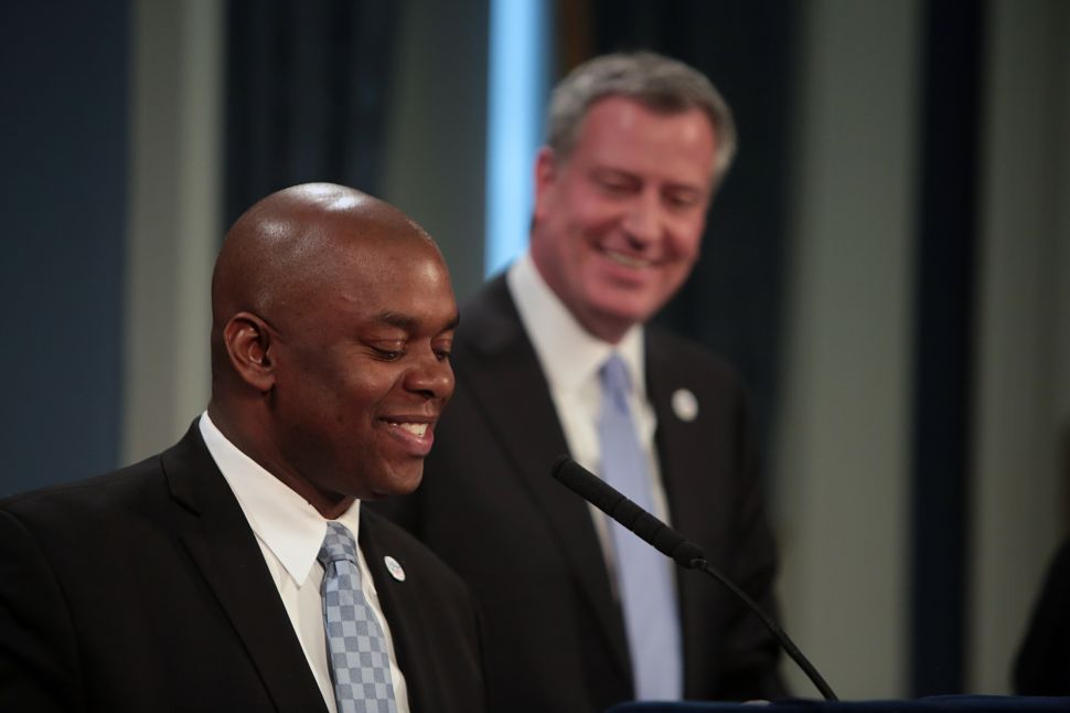City's Women- and Minority-Owned Business Czar Draws on Universal Pre-K Experience