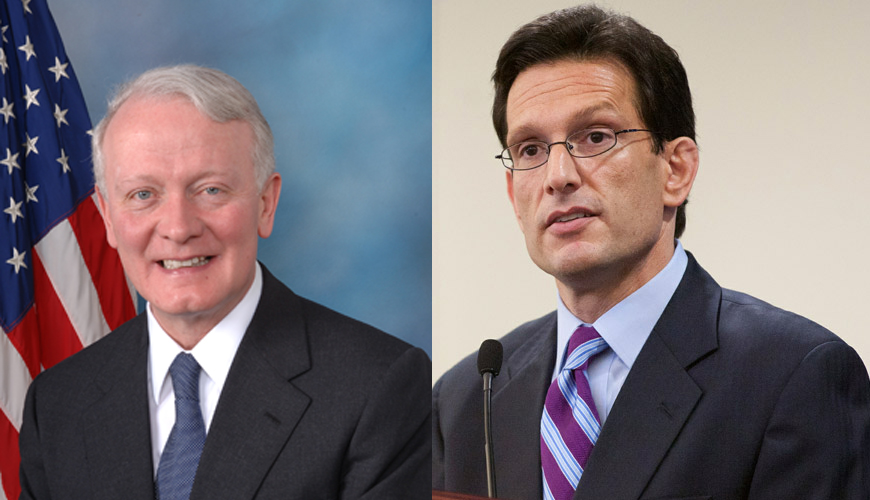 Could Lance get Cantor-lized? N.J. GOPers say it's unlikely