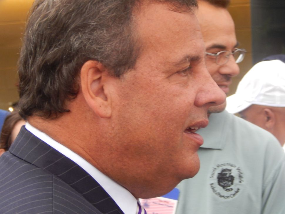 Who will serve as Chris Christie's next chief of staff?