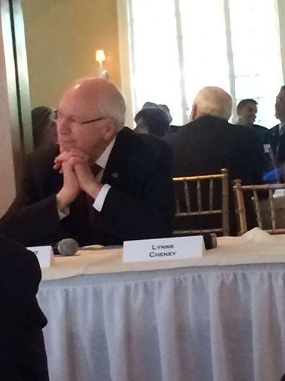 Stellato bashes Donovan over Cheney-headlining GOPAC fundraiser