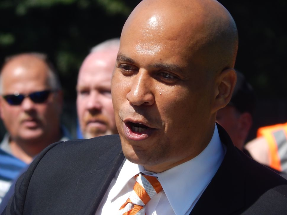 Capitol Hill bromance notwithstanding, not everything is a Paul proposal, Booker says