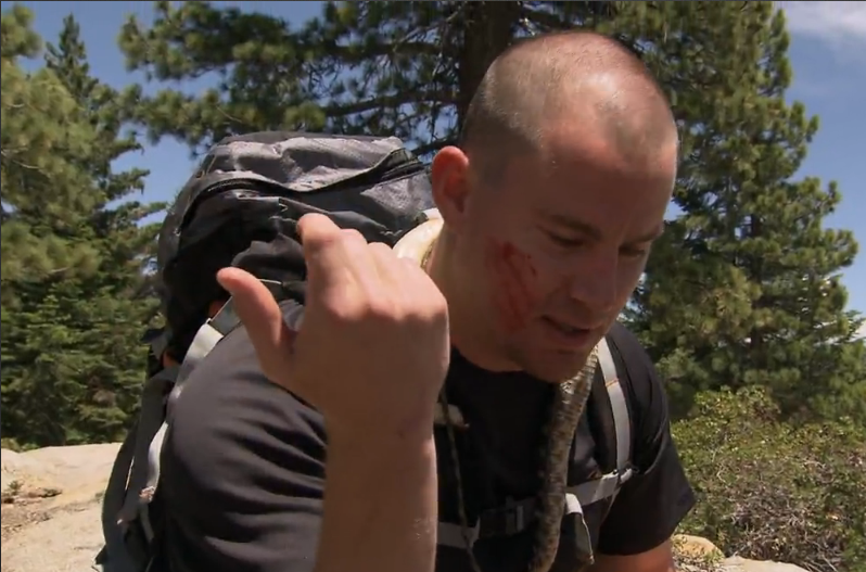 'Running Wild' Recap: Channing Tatum Is a Blood-Covered Snake Murderer