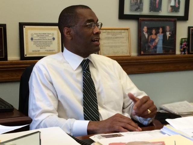 Newark council runoff races: Central Ward Councilman Sharif challenges Chaneyfield Jenkins to debate, calls out Baraka
